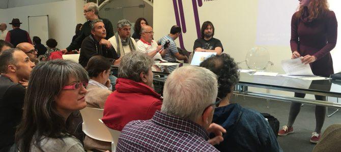Podemos Valdepeñas, En Marcha 2019
